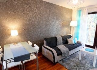 Apartament Turkus - Salon